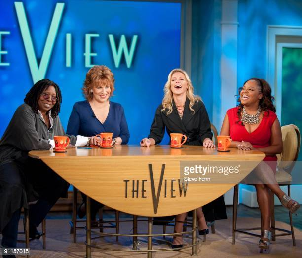 THE VIEW Whoopi GoldbergJoy Behar guest host EDHill and Sherri Shepherd on The View FRIDAY SEPT 25 The View airs MondayFriday on the Walt Disney...
