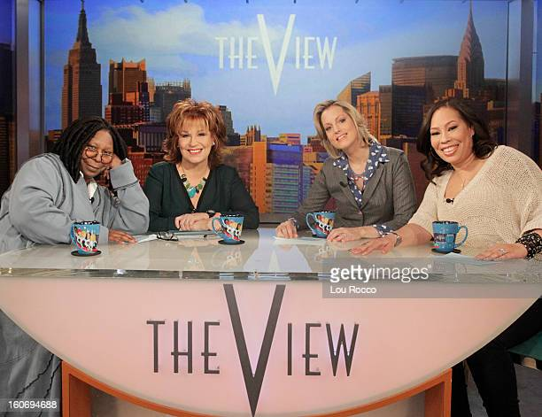 THE VIEW Whoopi's daughter Alex is the featured guest cohost a 'Roots' reunion with costars Levar Burton Louis Gossett Jr Ben Vereen and Leslie...