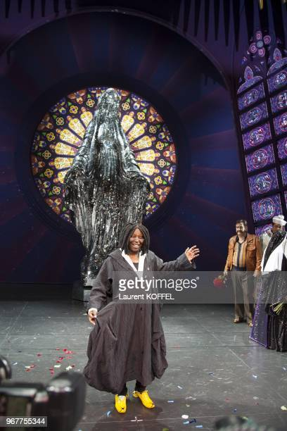 Whoopy Golberg attends Sister Act The Musical Gala Premiere at Theatre Mogador on September 20 2012 in Paris France