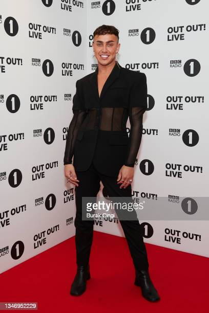 Whora attends BBC Radio 1 Out Out! Live 2021 at Wembley Arena on October 16, 2021 in London, England.