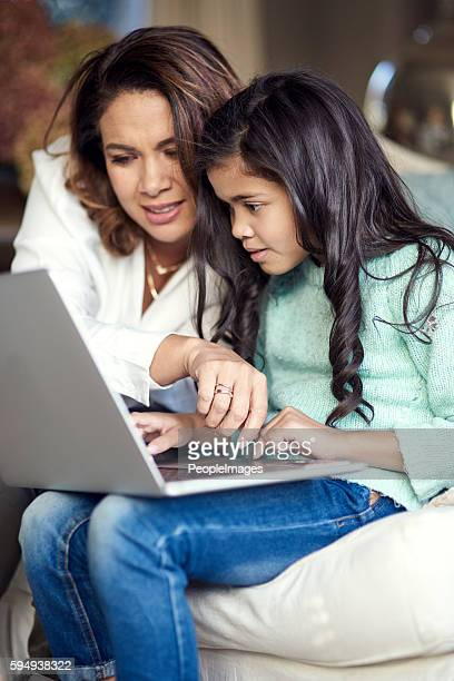Who's introducing who to technology?