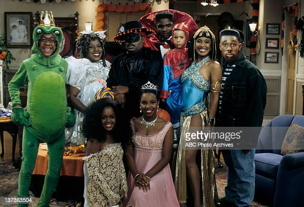 MATTERS Who's Kid is it Anyway Airdate October 30 1992 JALEEL