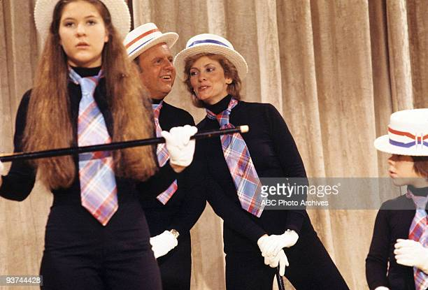 ENOUGH Who's on First Season Two 5/10/78 Elizabeth Tom Abby and Nicholas perform at a talent show organized to raise money for an orphanage