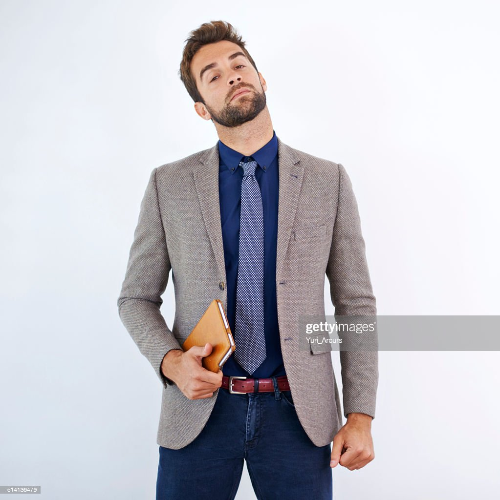 Who's the boss now? : Stock Photo