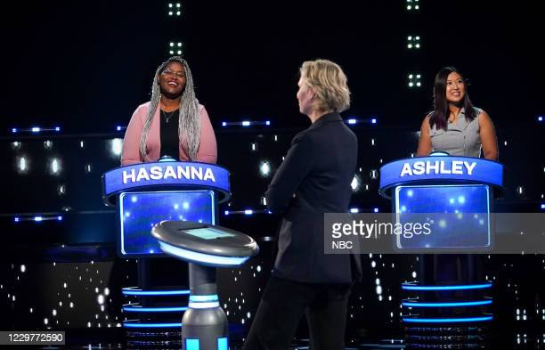 """Whose Cereal Is All Luck And No Charm?"""" Episode: 10 -- Pictured: Hasanna Jackson, Jane Lynch, Ashley Ailes --"""