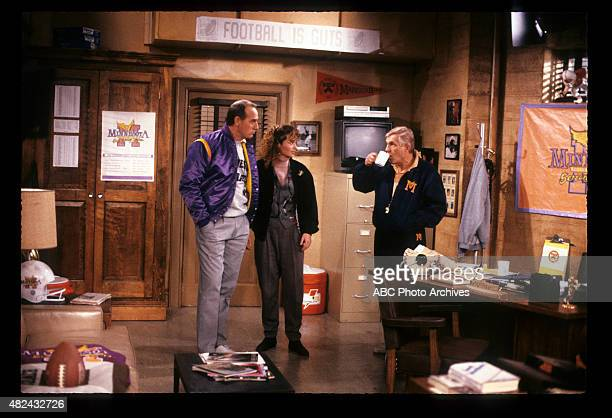 COACH Whose Team Is It Anyway Airdate May 17 1989 DYKE
