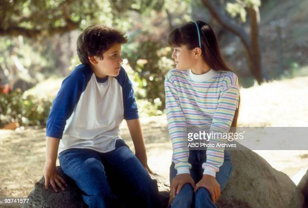 YEARS 'Whose Woods Are These' Season Two 5/9/89 Kevin and Winnie tried to stop the destruction of Harpers Woods