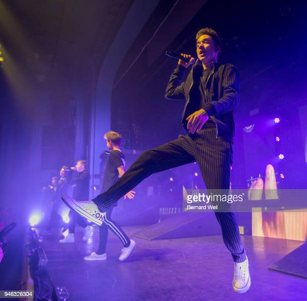 TORONTO ON APRIL 14 Why Don't We performs at the Danforth Music Hall Toronto April 14 2018 Bernard Weil/Toronto Star