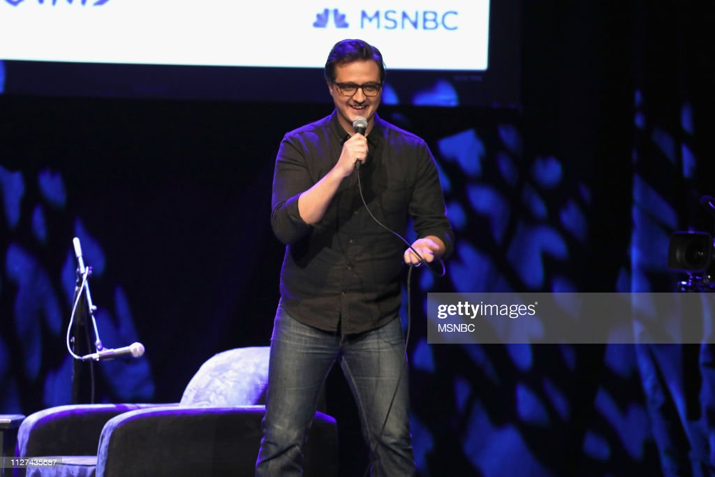 "NY: MSNBC's ""Why Is This Happening? w/ Chris Hayes"" - Live Podcast"
