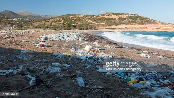 why plastic isn't so fantastic - mediterranean sea stock pictures, royalty-free photos & images