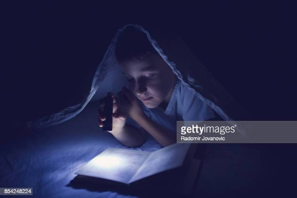 Why sleep when you could read instead?
