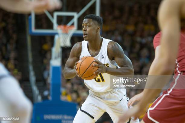 Wichita State Shockers forward Darral Willis Jr during the college mens basketball game between the Oklahoma Sooners and the Wichita State Shockers...