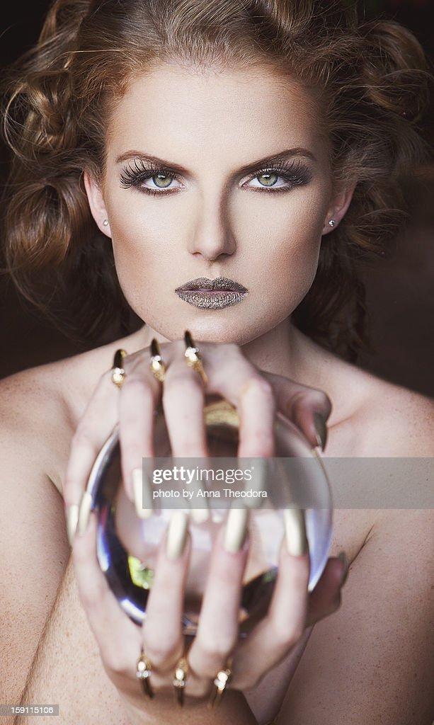 Wicked Witch : Foto de stock