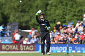 christchurch new zealand wicket keeper tom