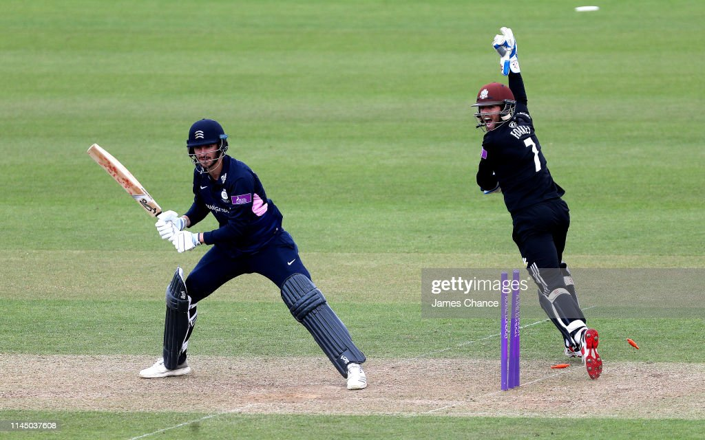 GBR: Surrey v Middlesex - Royal London One Day Cup