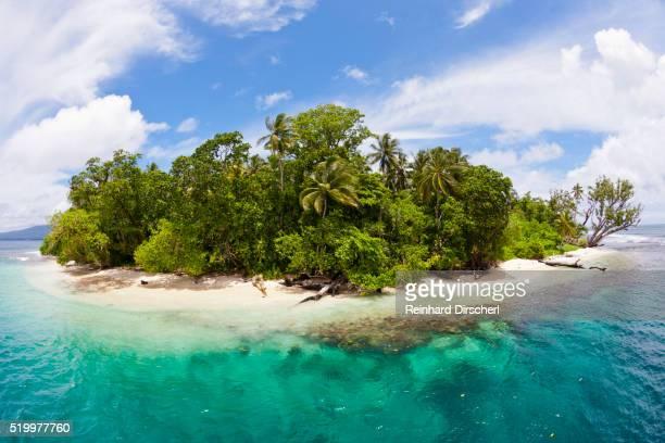 wickham island, solomon islands - solomon islands stock pictures, royalty-free photos & images