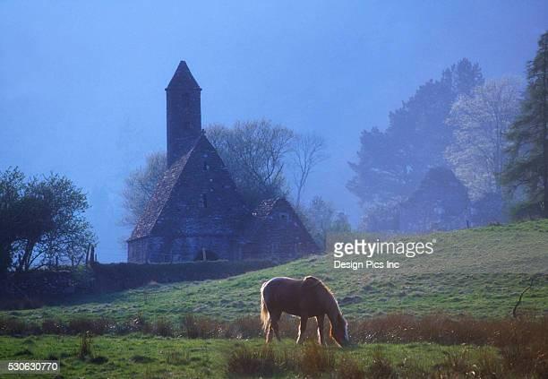 Wicklow, Glendalough, Ireland