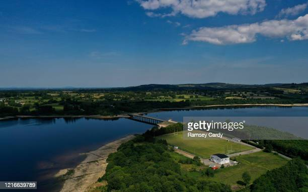 Wicklow , Ireland - 1 June 2020; A general view of Valleymount GAA Club in Valleymount, Wicklow. All GAA activity has been suspended following...