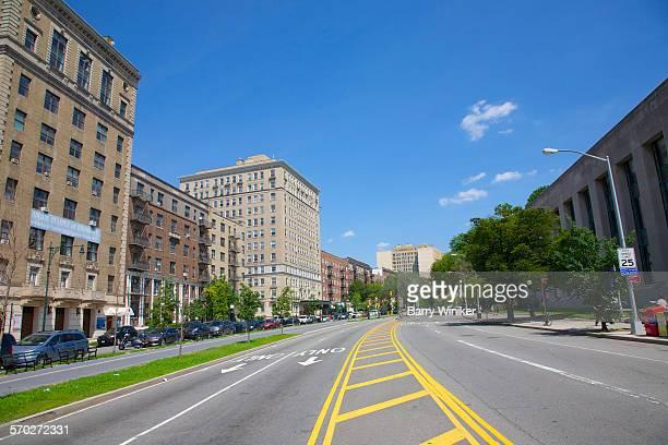 Wide parkway, Brooklyn, NY