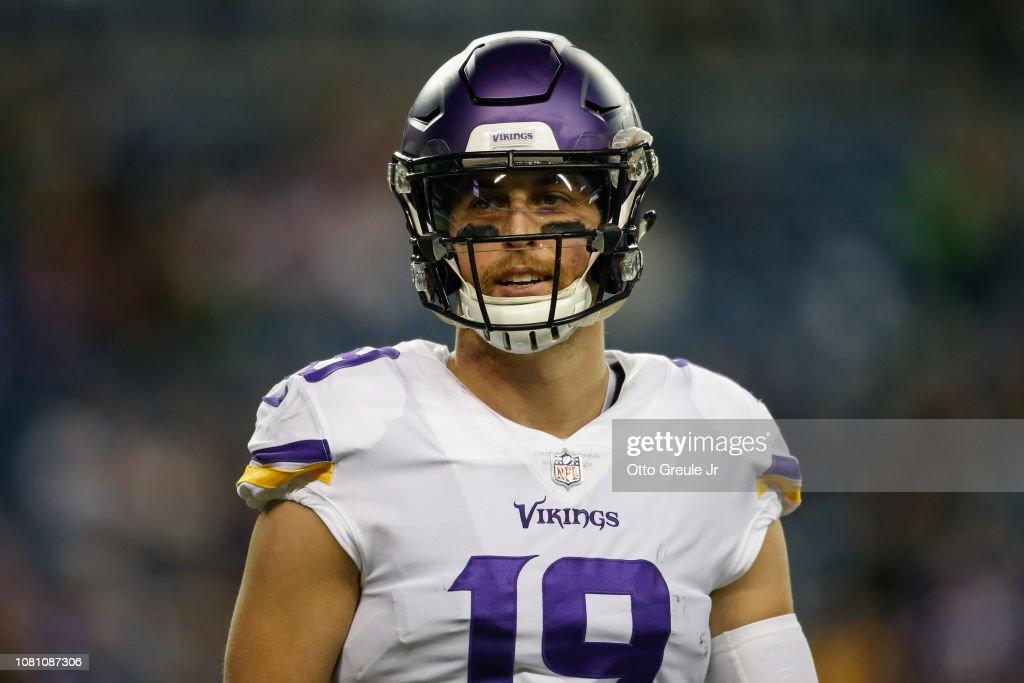 Minnesota Vikings vSeattle Seahawks : News Photo