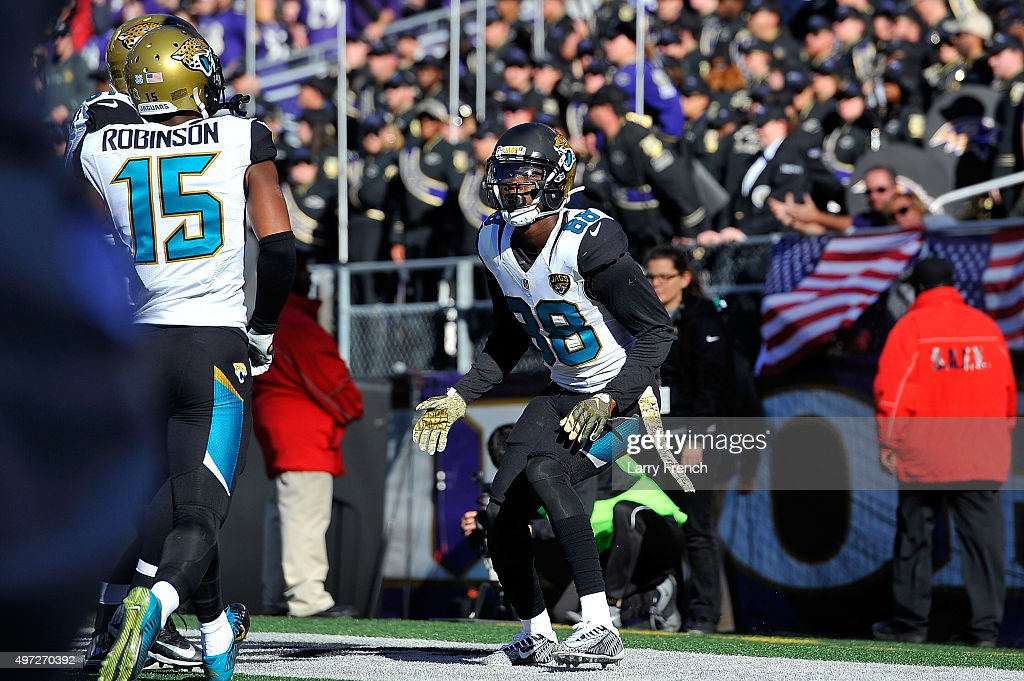 Jacksonville Jaguars v Baltimore Ravens : News Photo