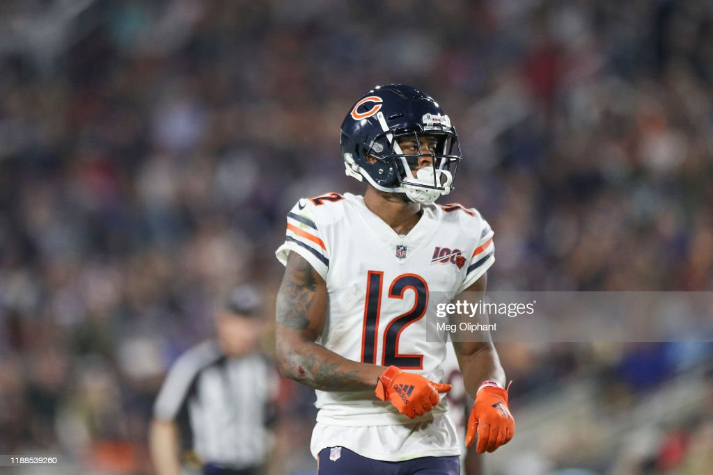 Chicago Bears vLos Angeles Rams : News Photo