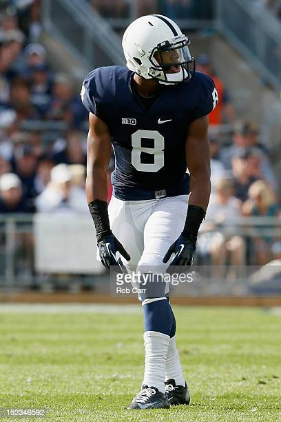 Allen Robinson Penn State Photos and Premium High Res Pictures ...