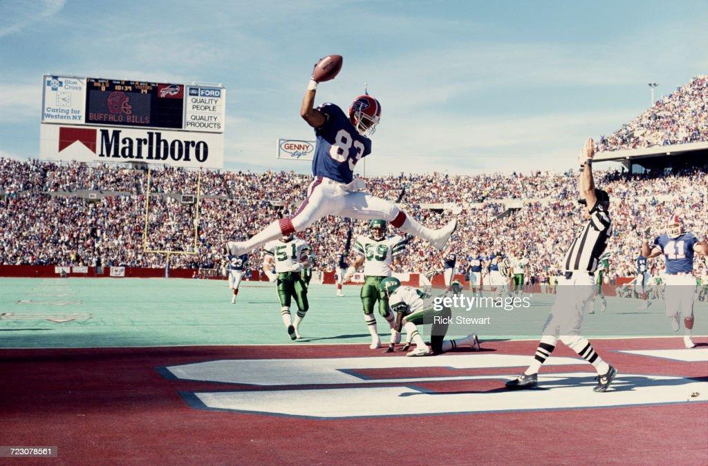 Buffalo Bills vs New York Jets : ニュース写真