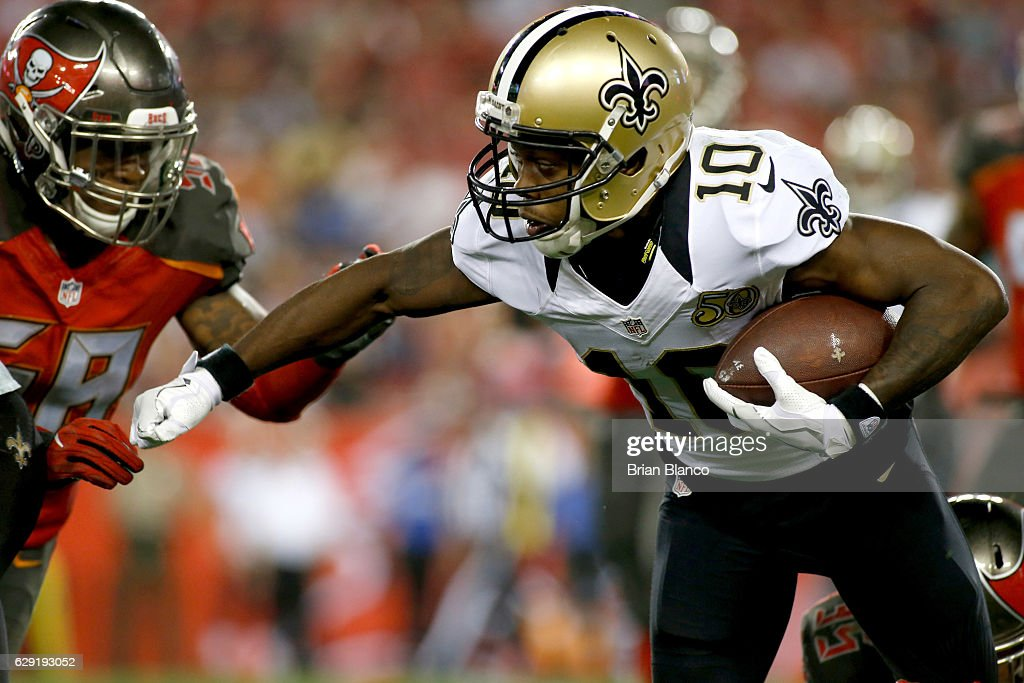 New Orleans Saints v Tampa Bay Buccaneers : News Photo
