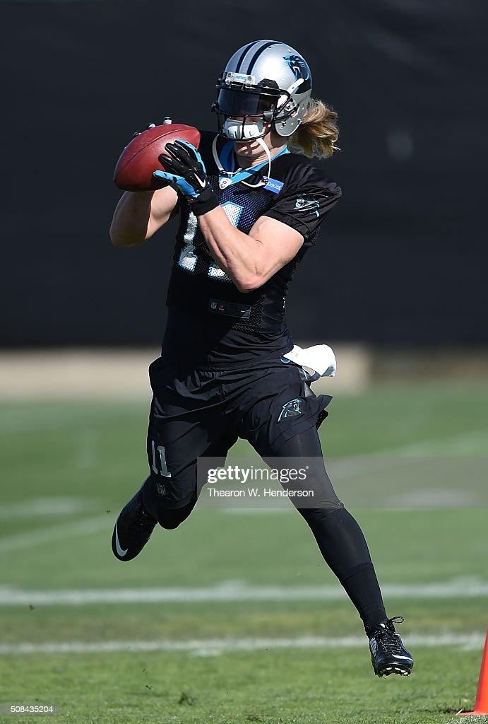 Carolina Panthers Practice