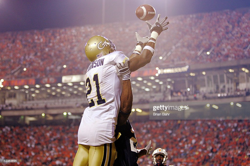 Georgia Tech v Auburn : News Photo