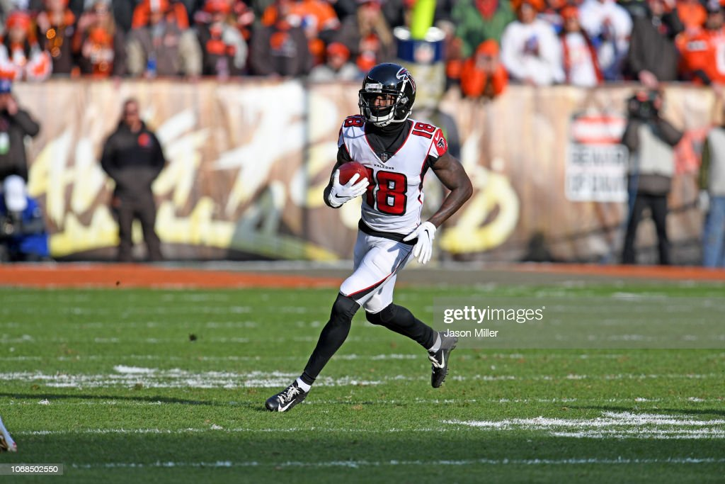 Atlanta Falcons v Cleveland Browns : Fotografia de notícias