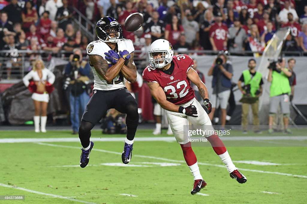 Baltimore Ravens v Arizona Cardinals