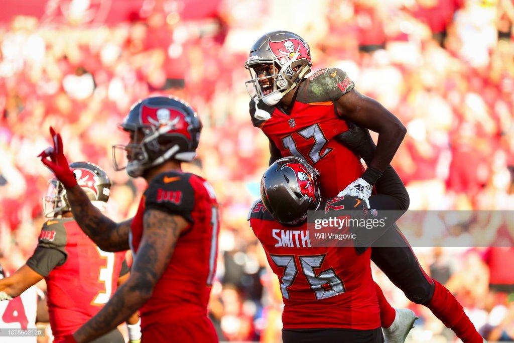 Atlanta Falcons v Tampa Bay Buccaneers : News Photo