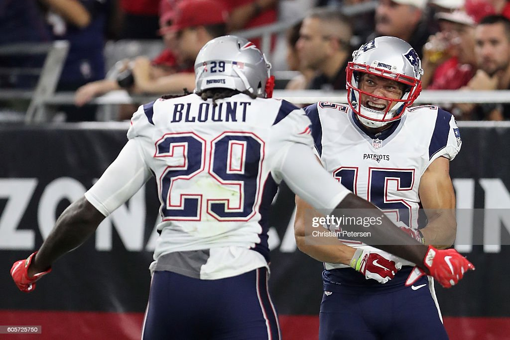New England Patriots v Arizona Cardinals : News Photo