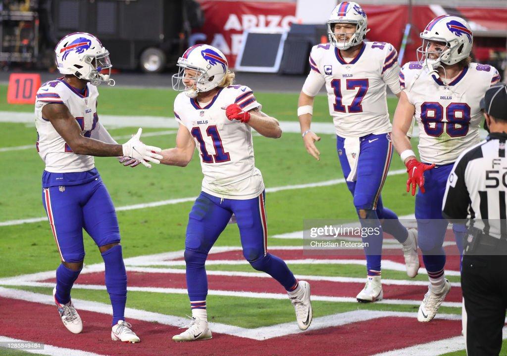 Buffalo Bills v Arizona Cardinals : News Photo