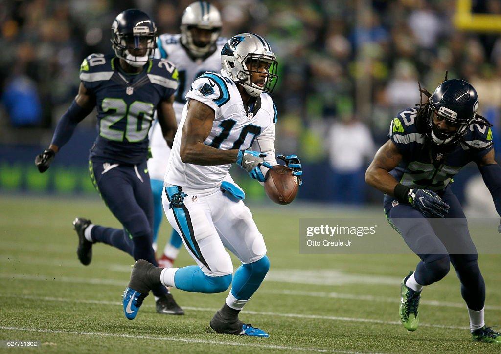 Carolina Panthers v Seattle Seahawks