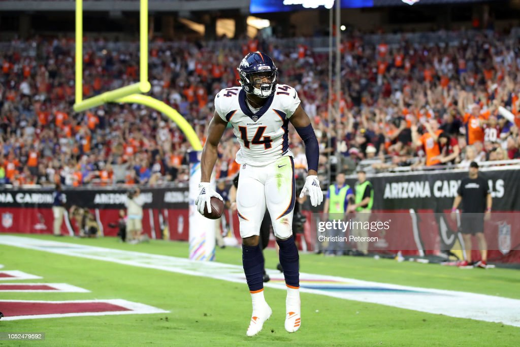 Denver Broncos v Arizona Cardinals : News Photo