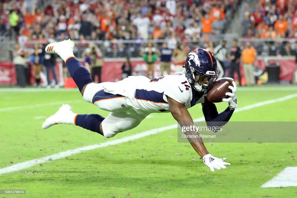 Denver Broncos v Arizona Cardinals : Nachrichtenfoto