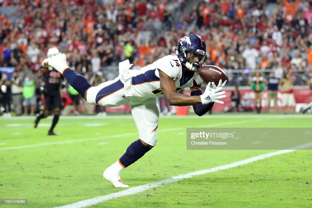 Denver Broncos v Arizona Cardinals : News Photo