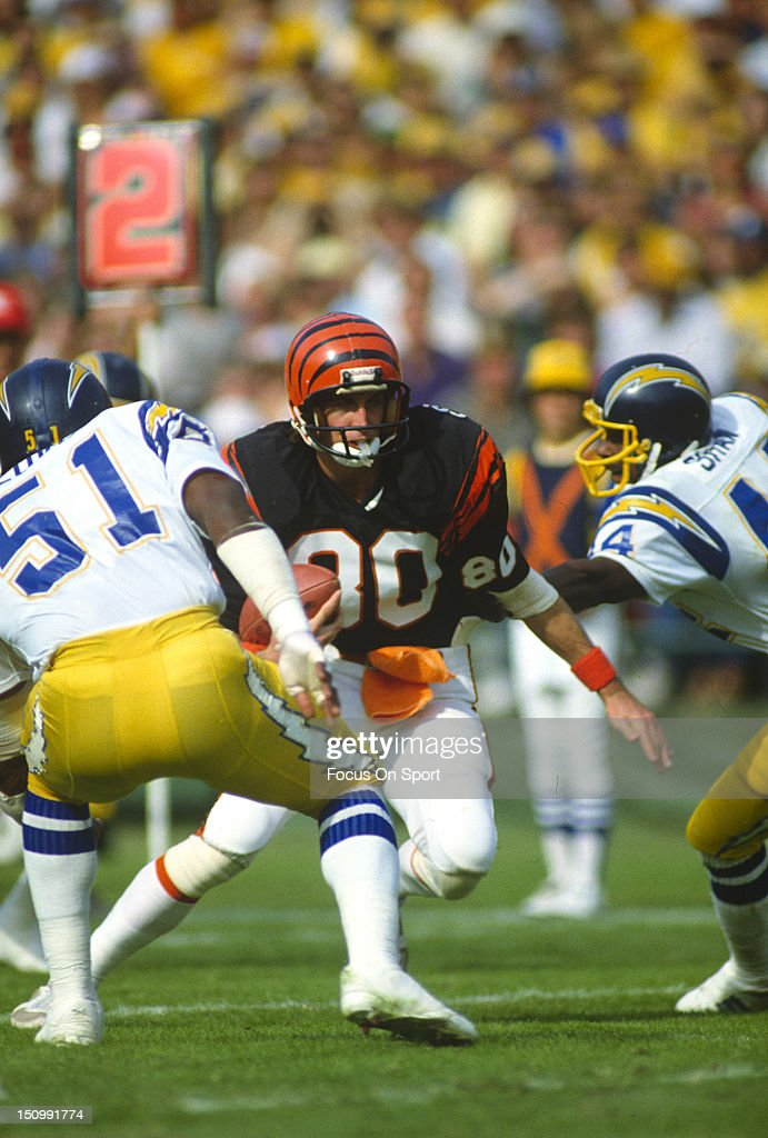 Cincinnati Bengals v San Diego Chargers : News Photo
