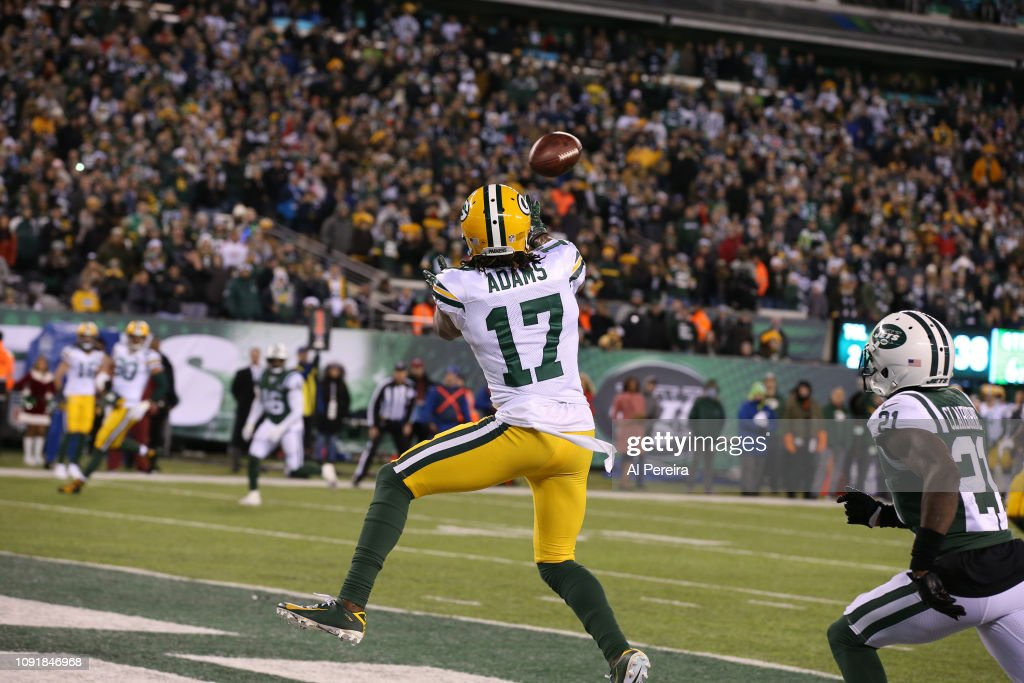 Green Bay Packers v New York Jets : News Photo