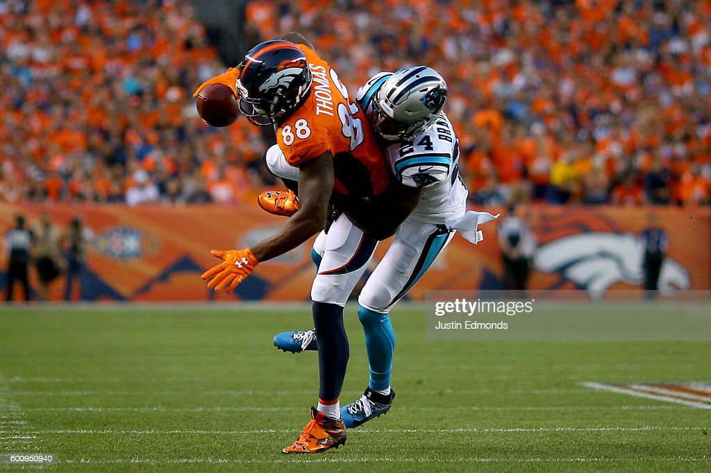 Carolina Panthers v Denver Broncos