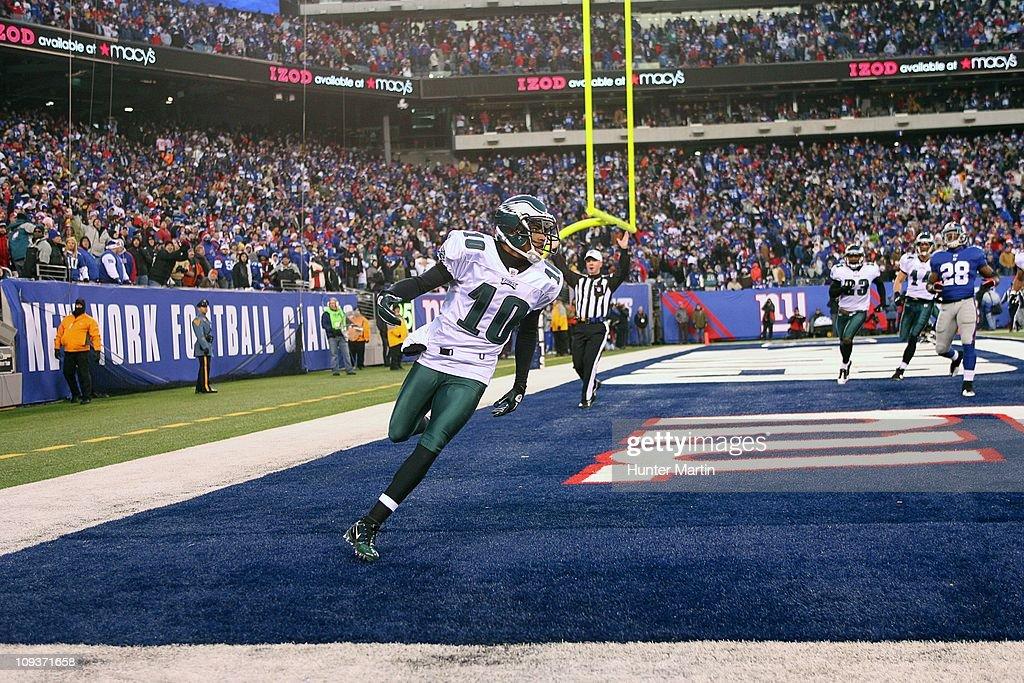 Philadelphia Eagles v New York Giants : News Photo