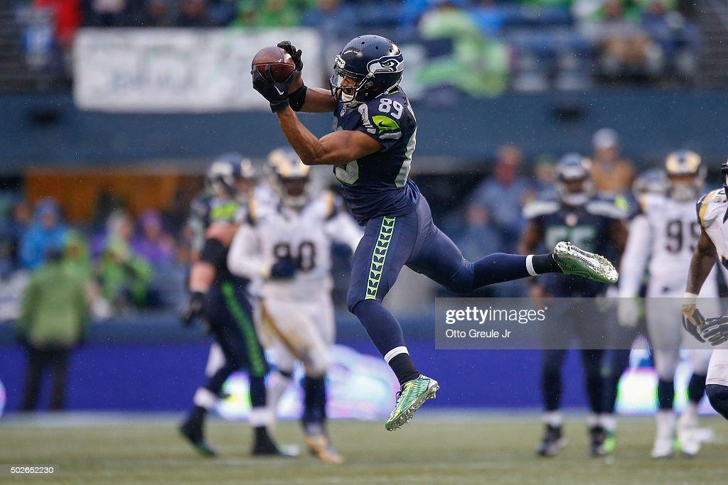 St. Louis Rams v Seattle Seahawks : News Photo