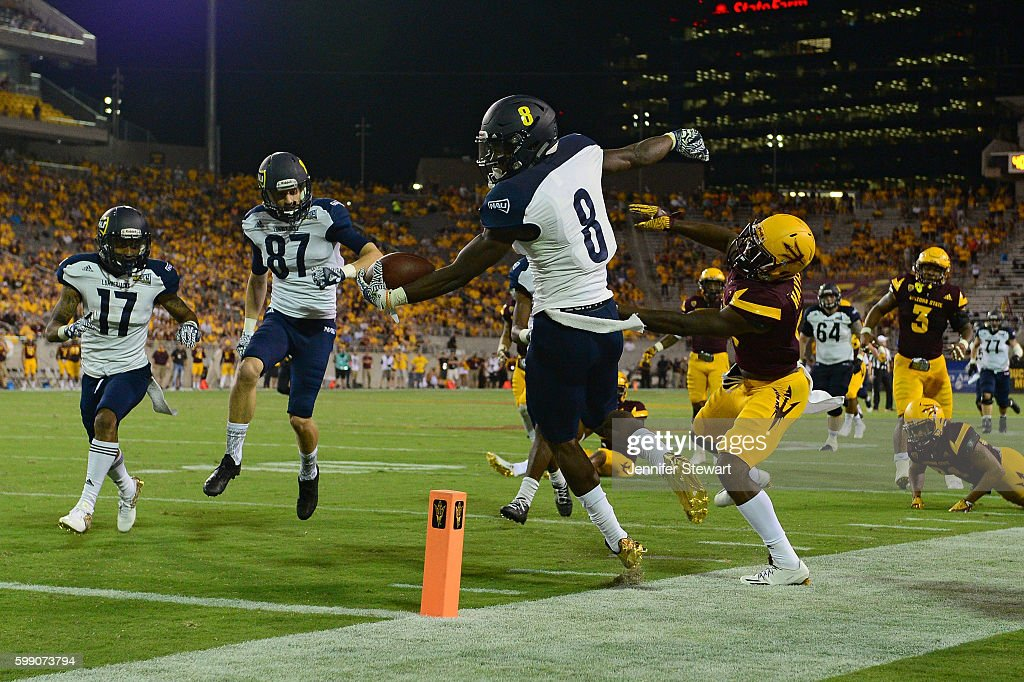 Northern Arizona v Arizona State : News Photo