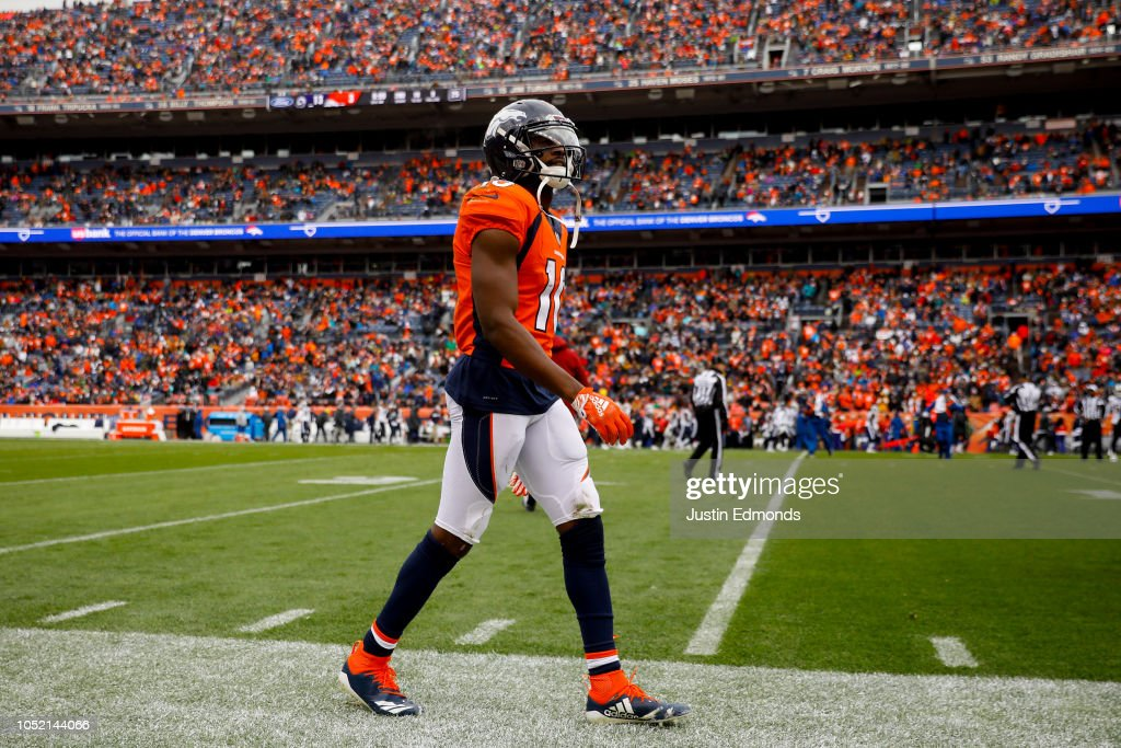 Los Angeles Rams v Denver Broncos : News Photo