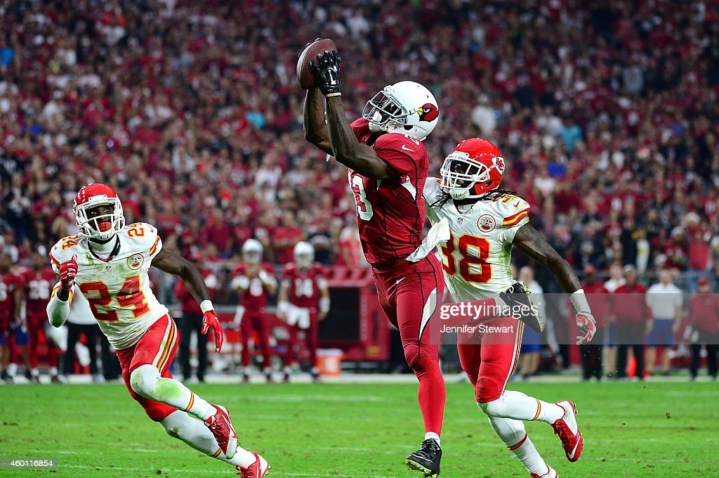 Kansas City Chiefs v Arizona Cardinals : News Photo