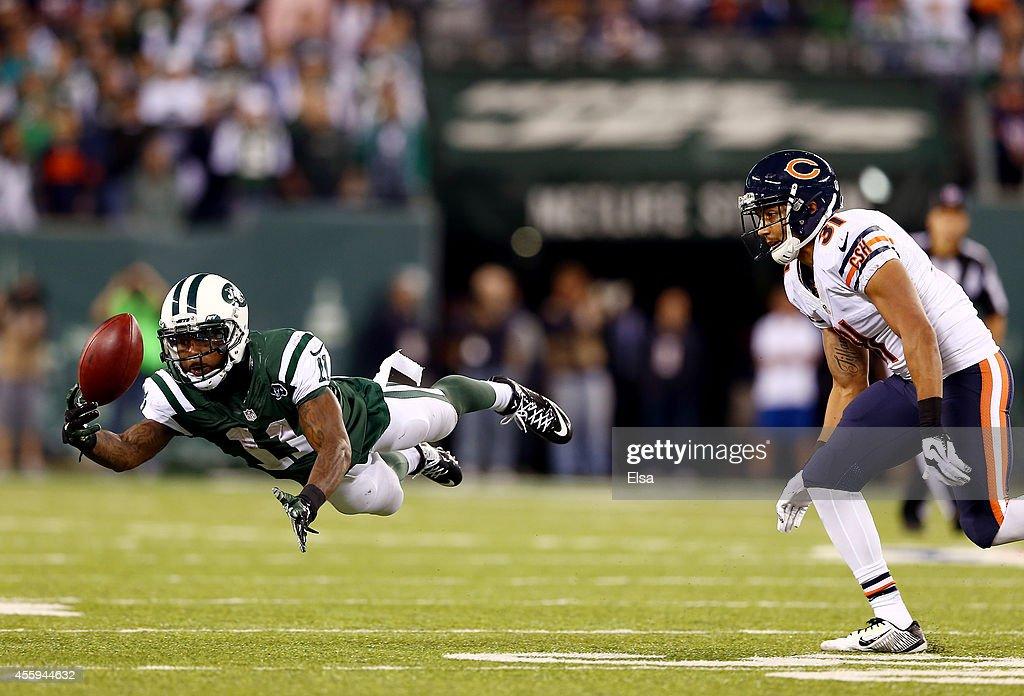 Chicago Bears v New York Jets