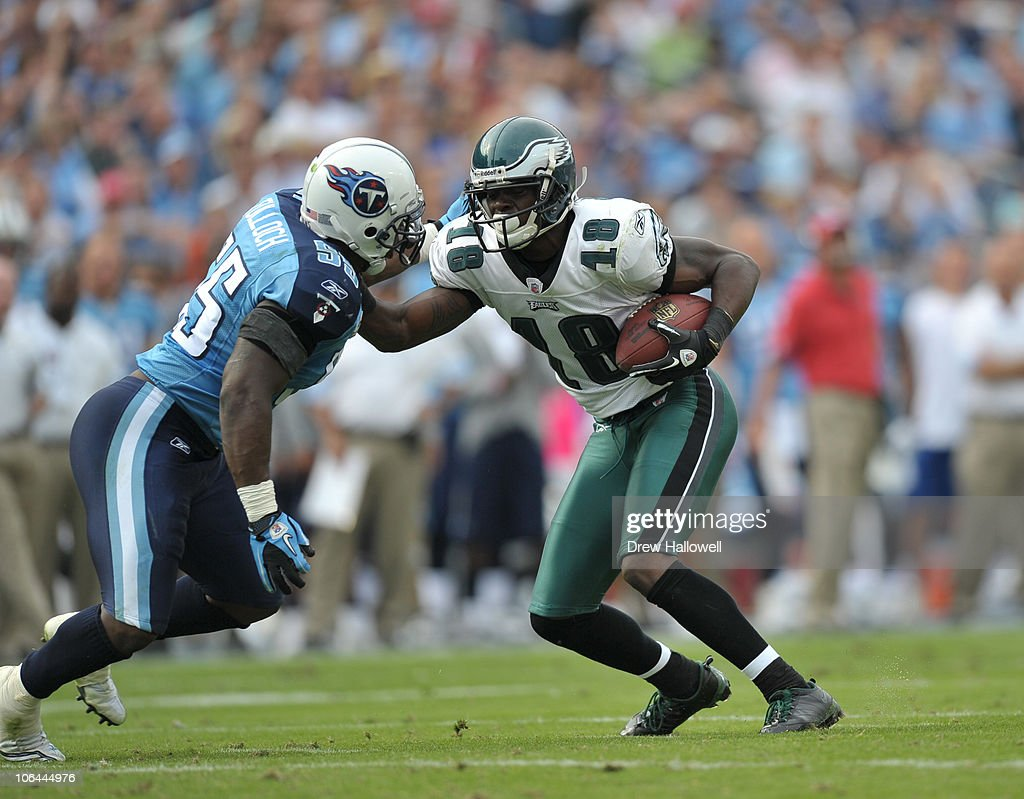 Philadelphia Eagles v Tennessee Titans : News Photo